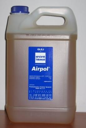 Groovy Olej do sprężarek tłokowych Airpol - Kompresory przemysłowe Airpol ZB23